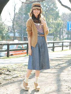 Umemura Hinako #Fashion #clothes #japanese  #models
