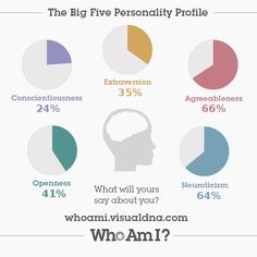 I've just created my 'Who Am I?' #personality profile via @VisualDNA. Check it out https://whoami.visualdna.com/?c=us#feedback/b65157cc-b910-4903-9638-fec40018b7ad or create one for yourself https://whoami.visualdna.com/