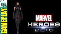 Marvel Heroes 2016 Elektra Gameplay #2