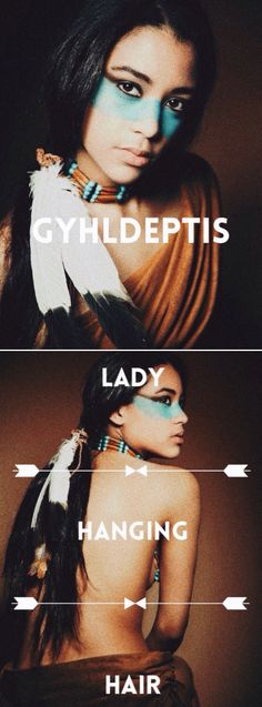 "Gyhldeptis was a Native American Goddess. She is known as a coastal forest Goddess with long hair whose name means ""Lady Hanging Hair"" representing the long moss hanging from the cedar trees. She is protector of the forest and its creatures as well as the people who worship her, she is also seen as the spirit of the trees. Gyhldeptis helps us in times of stress and chaos. She assists in calming us and brings us back to our center."