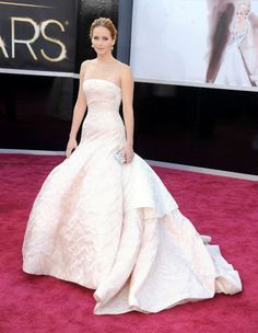 The 15 Best Bodies at the Oscars: Jennifer Lawrence