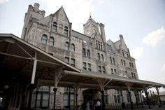 Union Station Wyndham Historic Hotel (photo by Mark Denman)