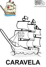 A Caravela foi um barco inventado pelos potugueses. como era mais pequeno podia ser movido a remos e era mais fácil de manobrar quando não havia vento.