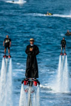 Flyboard Family Video / Photo Shoot - France