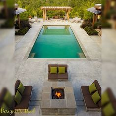 #designersmind #poolside #outdoor #outdoordesign #pool #luxuryhouse #ideasforlife #luxuryhome #garden #outdoorfurniture #designerslife #live #love #backyard #furnitures #pooldesign #stylish #luxurydesign #luxurydecor by designers.mind Creative backyard pool designs.