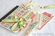 Yearly Journals ... cute idea on how to make your own crafty journal... also good ideas on how to  make them specialized for your kids' memos :)
