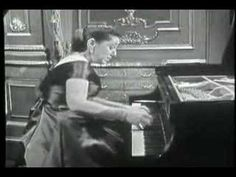 "Rosalyn Tureck plays ""Andante"" from Italian Concerto (Bach BWV 971)  From: VAI DVD 4281 Rosalyn Tureck on Television   (1955-1980)"