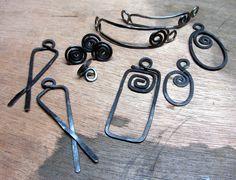 ammjewelry: Part II - Working with Steel Wire  #Wire #Jewelry #Tutorials
