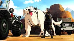 Lin Beifong with the animals was hilarious