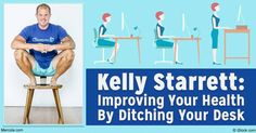 For every hour you sit down, your life expectancy decreases by two hours. Discover how ditching your desks and chairs can help improve your health. http://articles.mercola.com/sites/articles/archive/2016/11/27/sitting-standing-moving.aspx