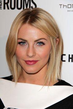 Julianne Hough I live the light honey warm tones and cool light blonde :)