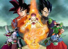 Dragon Ball Z: Fukkatsu no F (Spring 2015)