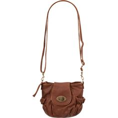 Turn Lock Crossbody Bag 194423409 | Handbags | Tillys.com