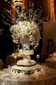 Gorgeous Centrepiece  From: MBV Photography