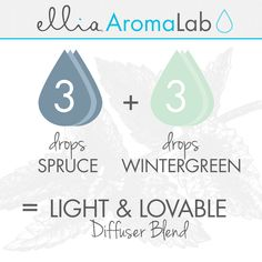 Light & Lovable Diffuser Blend by Ellia AromaLab