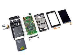 An inside view of the Nokia Best Mobile Phone, Mobile Phone Repair, Best Cell Phone, Cell Phone Service, Iphone Repair, Latest Mobile, Usb Flash Drive, Smartphone, Advertising