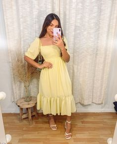 Casual Dress Outfits, Curvy Outfits, Modest Outfits, Skirt Outfits, Modest Fashion, Fashion Outfits, Jw Fashion, Cute Prom Dresses, Stylish Dresses