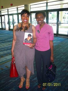Me and Shirley Strawberry with her book. Make mines a bestseller in 2014. A motivational book for everyone.