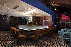 A tiny cocktail lounge, Yucca, has opened on the third floor of Mansion 26F in Sinan Mansions, Shanghai.