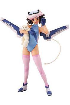 Excel Saga Story Image Anime Figure Yamato Anime Heroine Collection Hyatt