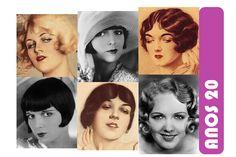 maquiagem anos 30 - Pesquisa Google