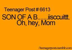 #hey #mom