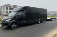 #cartrailer #enclosedtransport #ivecodaily