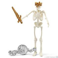 Skelettet i fangekælderen - Schleich 42150 Shop - Eurotoys - Legetøj online