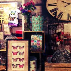 BHS HOME, SS14, Curiosity, Filter, Vintage, Lighting, Shades, Clock, Wall art, Press day