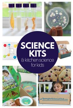 7 Science Kits For Kids & Simple Kitchen Science Ideas That Use What You Have - No Time For Flash Cards Preschool Math Games, Lego Activities, Fun Math Games, Homeschool Kindergarten, Preschool Classroom, Homeschool Curriculum, Science Kits For Kids, Science Experiments Kids, Science Ideas