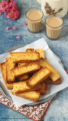 Step-by-step recipe with pictures to make Cake Rusk. Pictorial recipe to make Indian Cake Rusk. How to make Cake Rusks. Cake Rusk Recipe, How To Make Cake, Food To Make, Bakery Style Cake, Eggless Baking, Eggless Recipes, Tea Recipes, Cake Recipes, Healthy Recipes