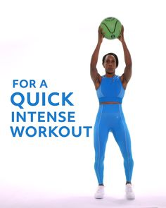 This Smart Workout Ball is like a Personal Trainer Right in your Home. Fitness Workout For Women, Fitness Tips, Fitness Motivation, At Home Workout Plan, Workout Plans, Medicine Ball, Lose Weight, Weight Loss, Intense Workout