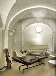 Roberto Falconi: Interni moderni in palazzo settecentesco