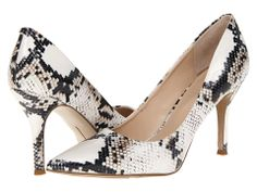 Nine West Flax Natural Combo Synthetic - Zappos.com Free Shipping BOTH Ways