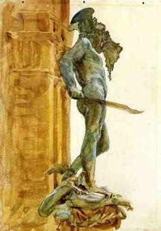John Singer Sargent Perseus