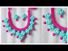 Knowing how to make jewelry out of metals might appear like the next sensible decision after mastering the basic abilities. Fabric Jewelry, Jewelry Art, Women Jewelry, Fashion Jewelry, Handmade Necklaces, Handmade Jewelry, Diy Necklace Making, Beading Techniques, Jewelry Making Tools