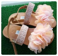 For young ladies Baby Girl Sandals, Kids Sandals, Baby Girl Shoes, My Baby Girl, Kid Shoes, Cute Shoes, Girls Shoes, Girls Fashion Clothes, Baby Girl Fashion