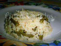 Cinco sentidos na cozinha: Moelas à portuguesa com arroz de feijão verde