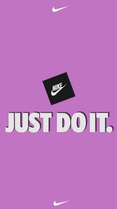 Cool Nike Wallpapers, Cool Nikes, Pink Wallpaper, Just Do It, Ads, Backgrounds, Poster, Backdrops, Billboard