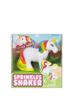 Unicorn Shaker - Gifts & Novelty  - Bags & Accessories