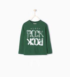 """""""You rock"""" T-shirt"""