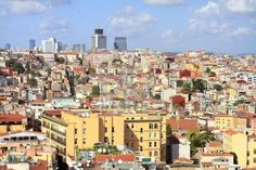 Crowded City Of Istanbul Royalty Free Stock Photo, Pictures, Images And Stock Photography. Image 16266319.