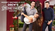 Newly engaged Property Brother Drew Scott and his fiance Linda hunt for their first home together in Los Angeles before their wedding day! It's a family affair from beginning to end as Drew finds the home, Jonathan designs it and Linda oversees the decorating.