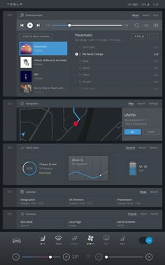 For @Elonmusk: 8 improvements for the Tesla UI — Medium
