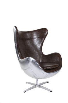 Fotel Jajo inspirowany Egg Alu Egg Chair, Eggs, Furniture, Home Decor, Sofa, Homemade Home Decor, Egg, Home Furnishings, Interior Design