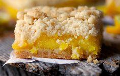 Lemon Pucker Bars by deliciouslyyum.com