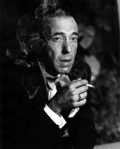 Humphrey Bogart - I have his autograph. My Father got it in the early 1950's, in Hollywood, CA