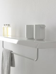 Porta asciugamani / mensola bagno FLUENT  Mensola bagno - INBANI