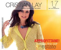 Catalogo di Campagna N.17/2014 - Cristian Lay