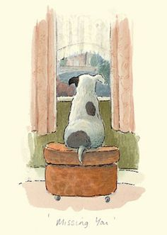 Missing You by Anita Jeram